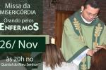 Pe. Franciel, celebra Missa da Misericórdia
