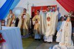 O Papa no Santuário da Divina Misericórdia de Guayaquil