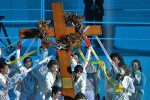 Padre Dioclésio Rios celebra Santa Missa na Semana da Santidade