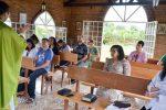 Dom José Chaves, celebra Santa Missa na Comunidade Coração Fiel