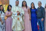 Celebração da Santa Missa é o centro da missão da Comunidade Coração Fiel na Amazônia.