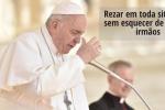 Missa e apresentação do Administrador Diocesano