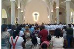 Comunidade Coração Fiel em missão na Festa da Divina Misericórdia