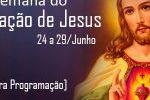 Comunidade Coração Fiel tributa honra ao Coração de Jesus
