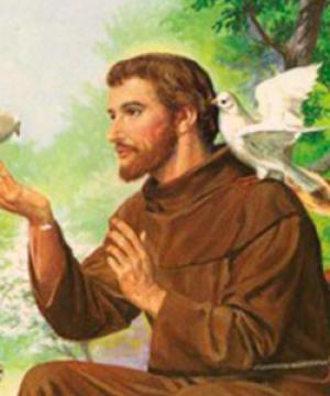 Novena à Francisco de Assis